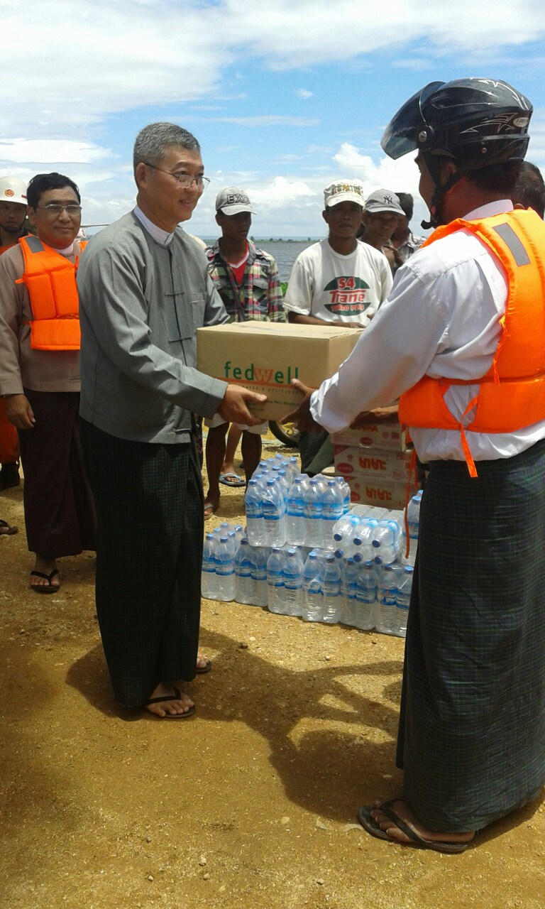 Recent Flooding And Relief Donations