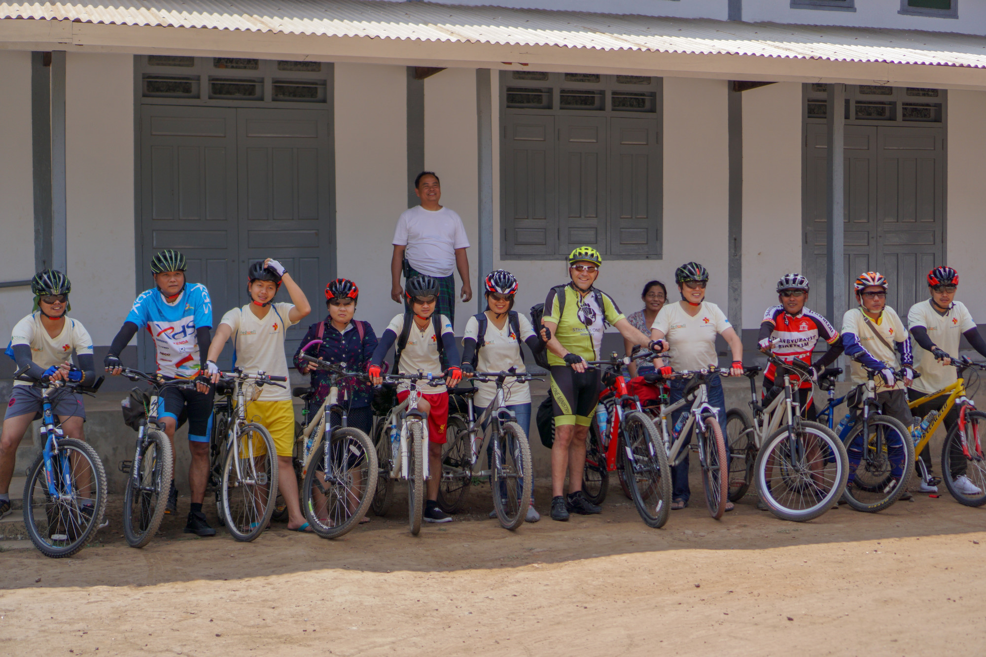 Bicycle Powered Medical Mission Outreach