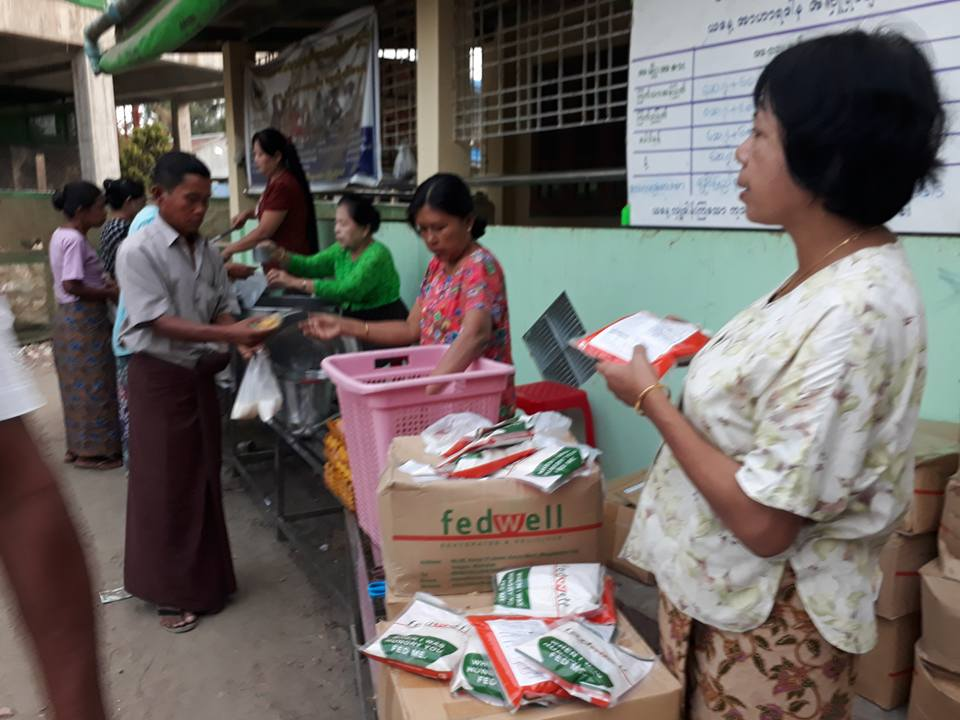 """Save Rakhine"" Donation"